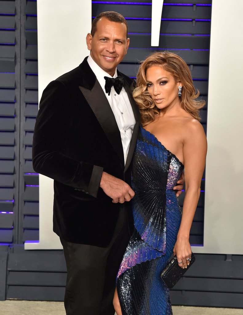 Jennifer Lopez Reveals She Knew After 'About a Year' That She Wanted to Marry Alex Rodriguez