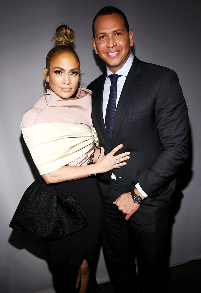 Jennifer Lopez and Alex Rodriguez Haven't Started Planning Their Wedding
