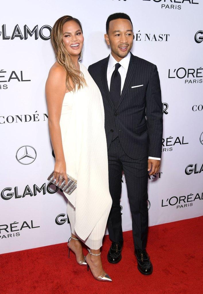 John Legend and Chrissy Teigen Locked Out of GOT