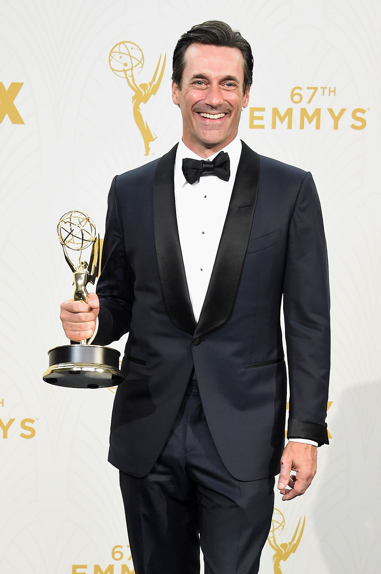 Jon Hamm Teachers Before Fame - Teaching was a backup plan for the Mad Men alum, who always wanted to be an actor, but knew it would be hard to make it in Hollywood. Hamm worked at a daycare for three years while he was in college, and later taught drama at a high school in Missouri for one year after he graduated.
