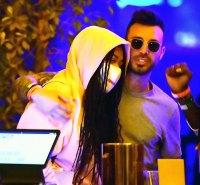 Jordyn Woods Cuddles Up Mystery Man Coachella