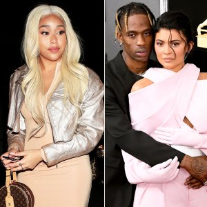 Jordyn Woods 'Likes' Kylie Jenner and Travis Scott's Steamy Vacation Pic