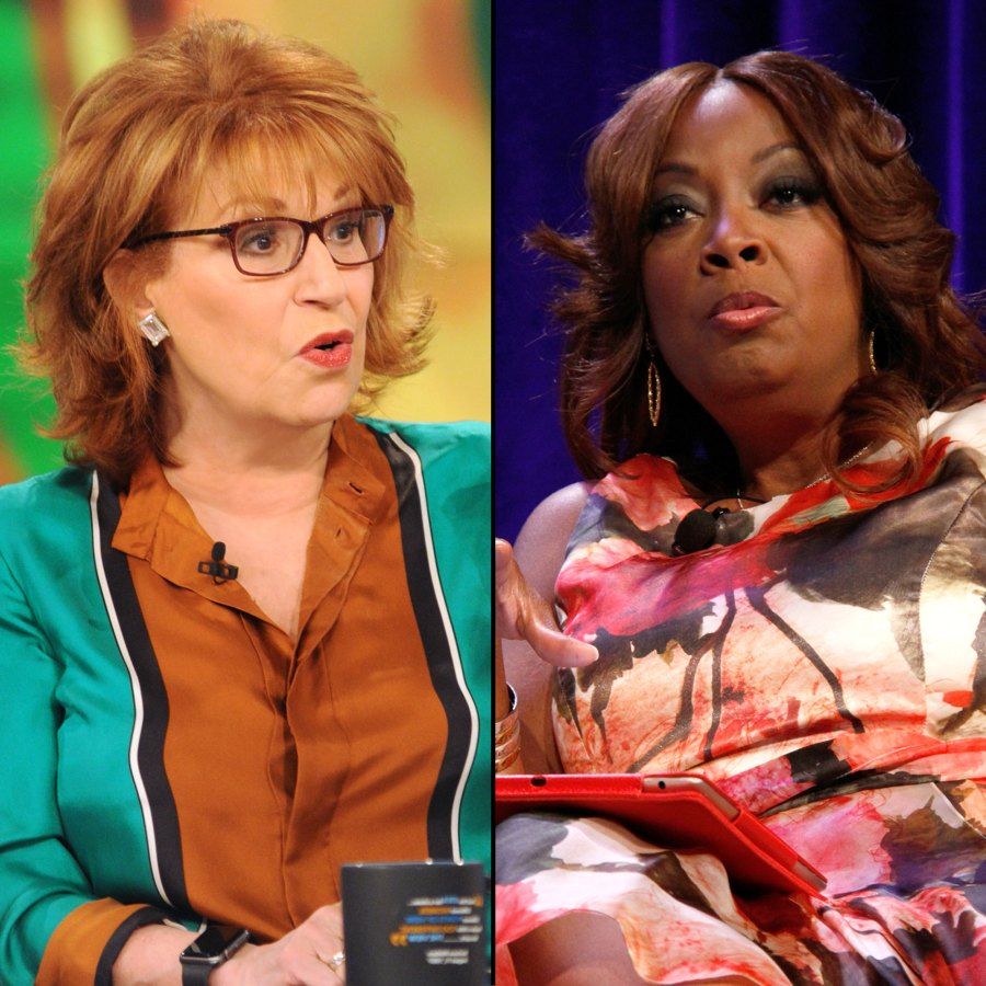 Joy Behar Told 'The View' Cast and Crew Star Jones Stepped On a Mouse Inside Her Messy Dressing Room