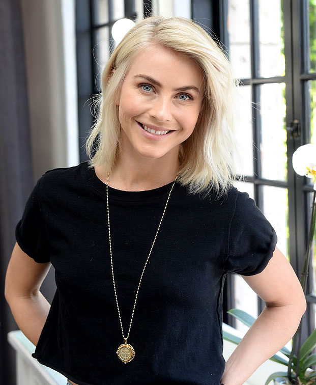 Julianne Hough New Haircut - Julianne Hough