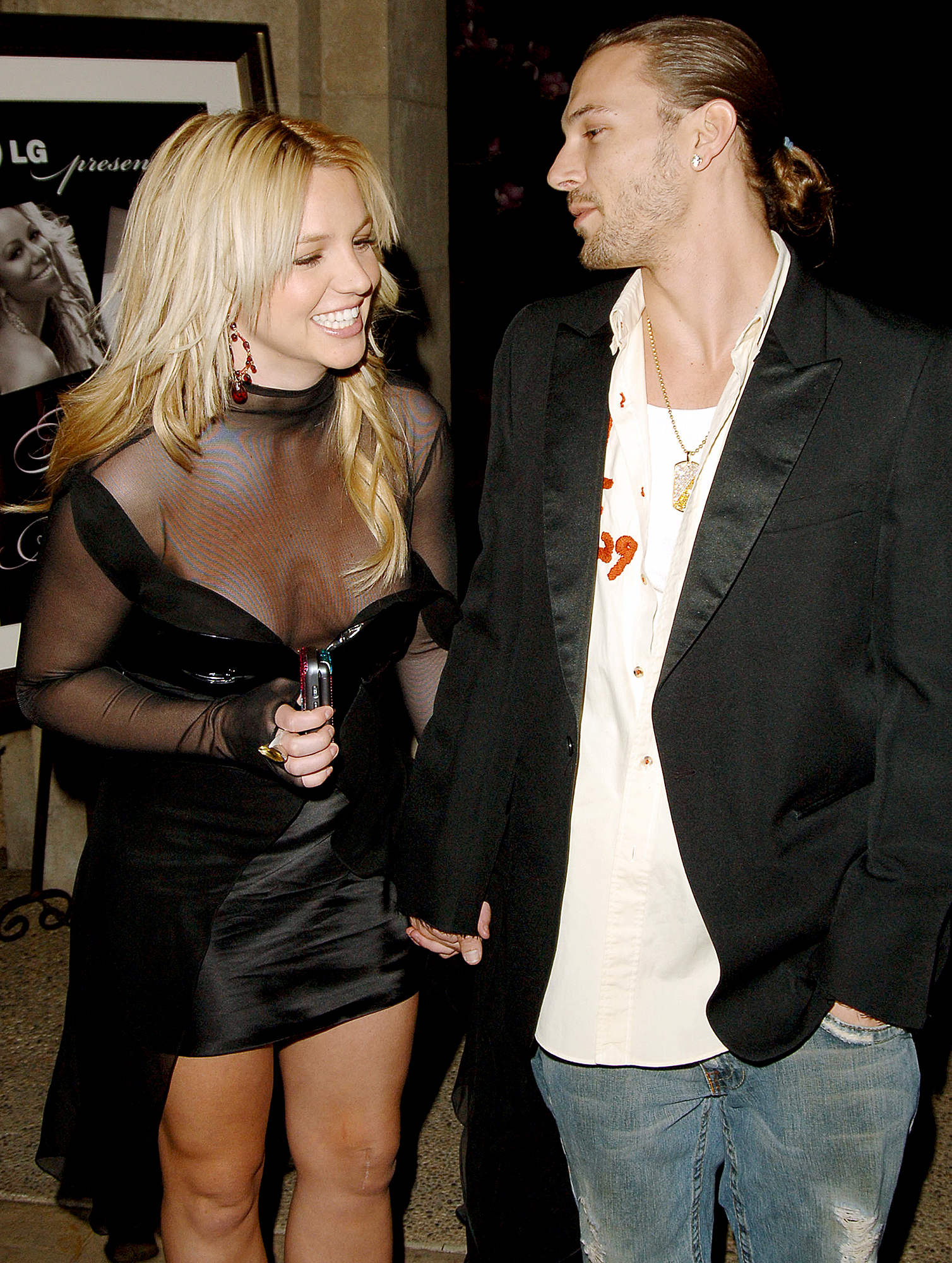 July-2007-Kevin-Federline,-Britney-Spears - The one-time couple's divorce was finalized in July 2007, with the parents planning to share equal custody at the time.