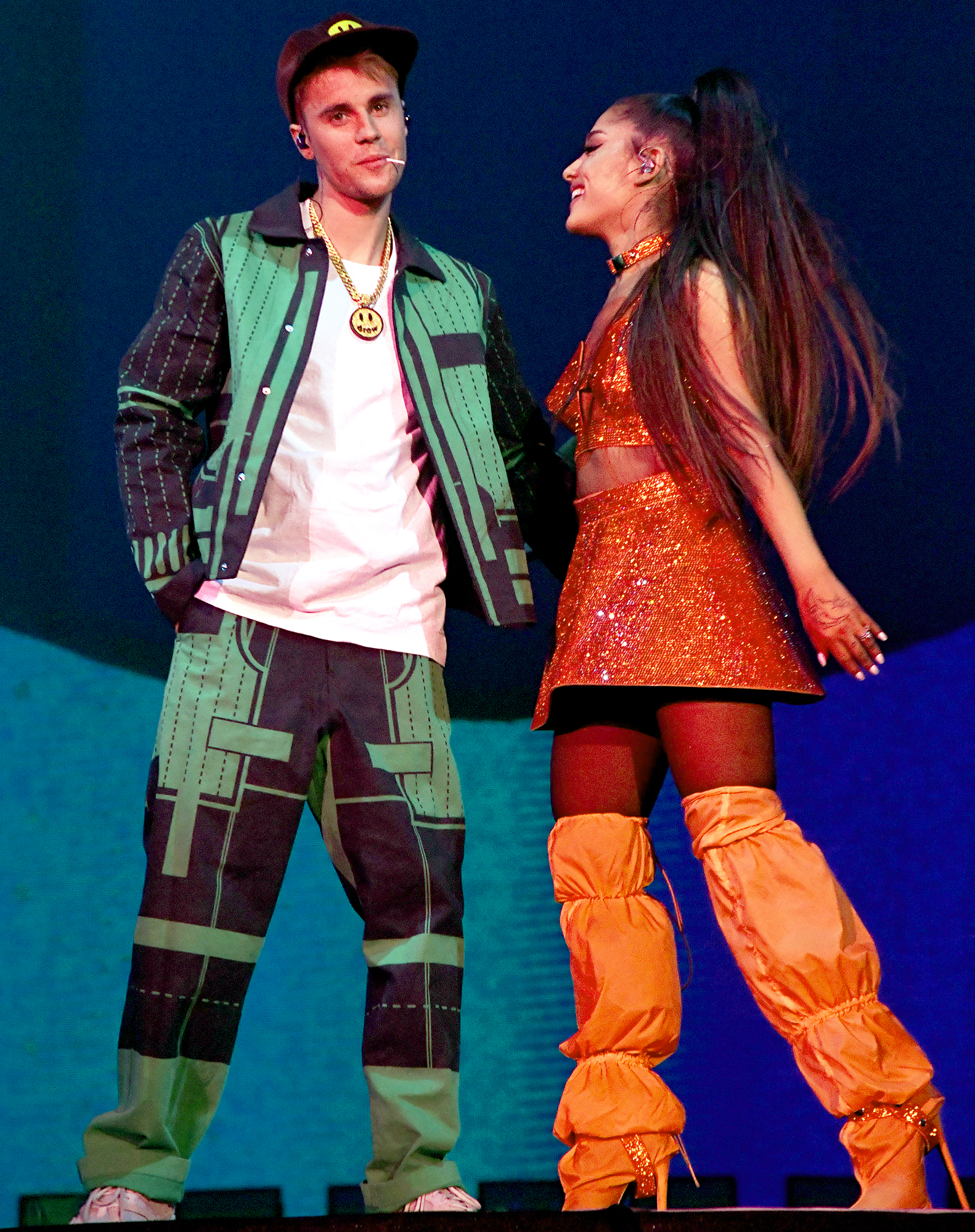 Justin-Bieber-Ariana-Grande-Coachella