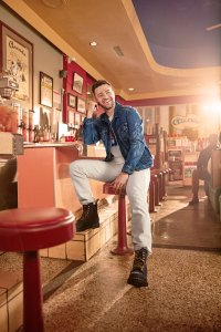 Justin Timberlake Celebrates His Memphis Roots With His Spring 2019 Levi's Collection