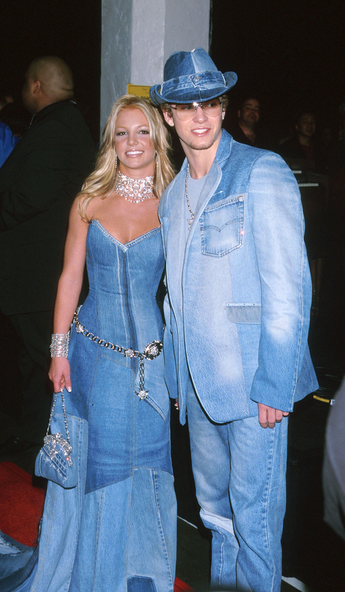 """Britney Spears' Ups and Downs gallery - Spears and Timberlake were Hollywood's hottest couple for nearly four years until the """"Lucky"""" singer reportedly strayed from the relationship. Timberlake went on to write his single""""Cry Me a River,"""" seemingly about Spears' infidelity, with a look-alike of the singer starring in the music video."""