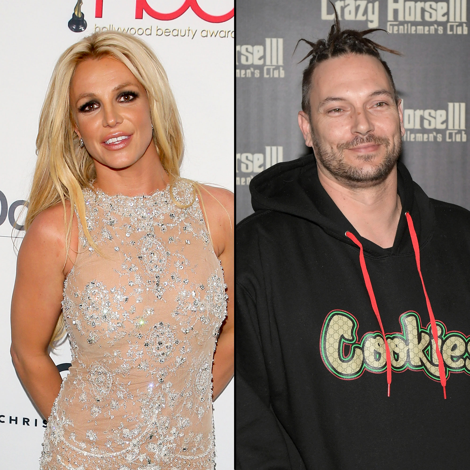 "Britney Spears' Ups and Downs gallery - Spears and Federline's relationship was back in the news after he filed for more child support following the ""Make Me"" songstress' successful Vegas residency. ""[Britney is] angry Kevin is asking for more money because she pays for everything,"" a source told Us exclusively at the time."
