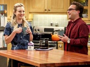 Kaley Cuoco and Johnny Galecki Big Bang Theory After Breakup