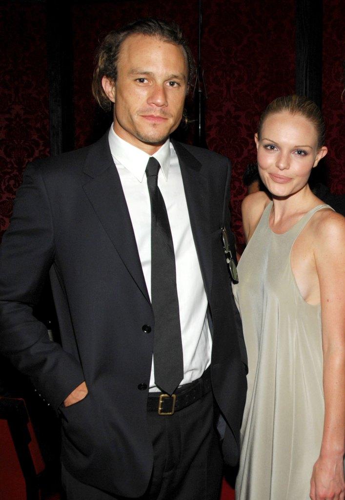 Kate Bosworth Remembers Heath Ledger