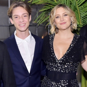 Kate Hudson Can't Wait to Go to a Bar With Her Son Ryder