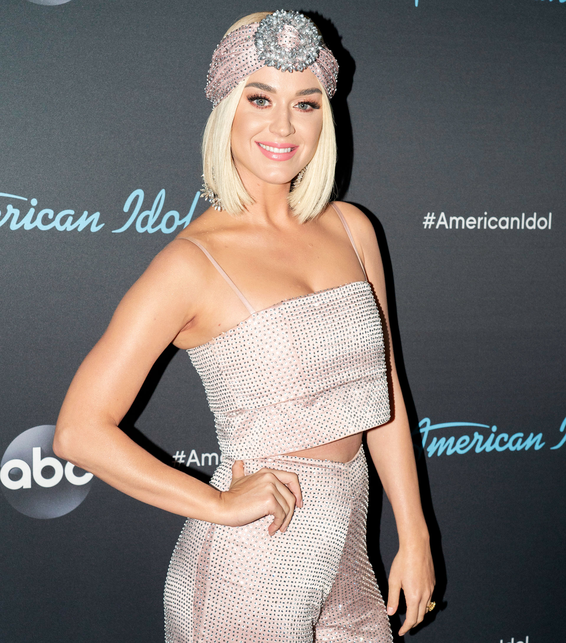 Katy Perry: Katy Perry Jokes She's Pregnant With Taco Bell After