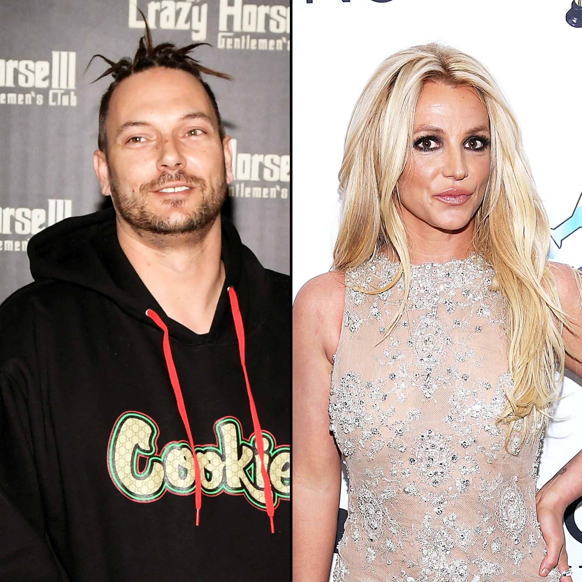 Kevin Federline 'Commends' Ex-Wife Britney Spears for Seeking Mental Health Treatment