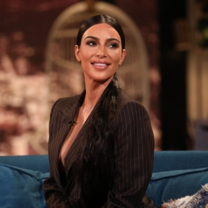 Kim Kardashian's Kids Prank Her With a 'Spider'-Covered Meal on April Fools' Day