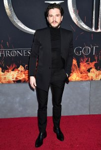 Kit Harington High Heels Game of Thrones