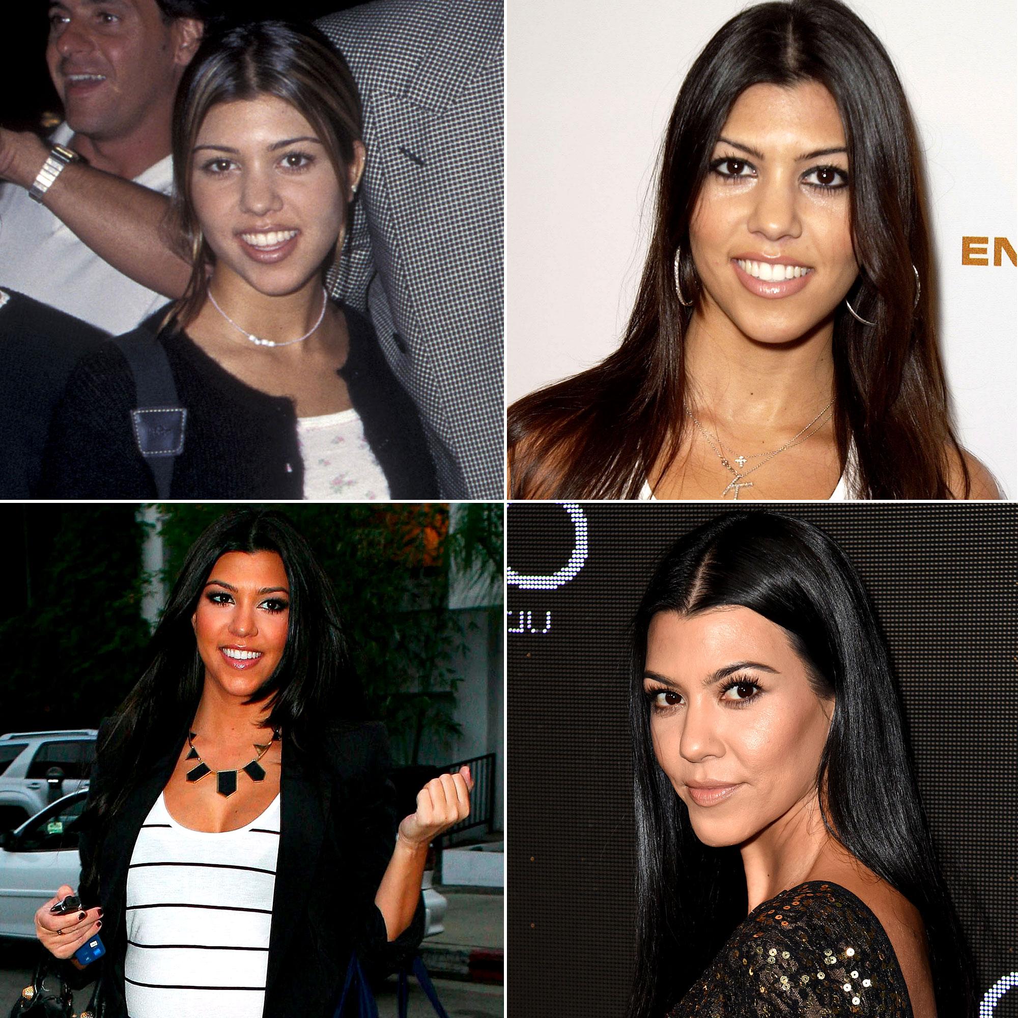 Kourtney Kardashian Through the Years - Hotter than ever. Kourtney Kardashian has been making headlines for more than a decade alongside her famous family.