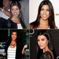 Kourtney Kardashian Through the Years