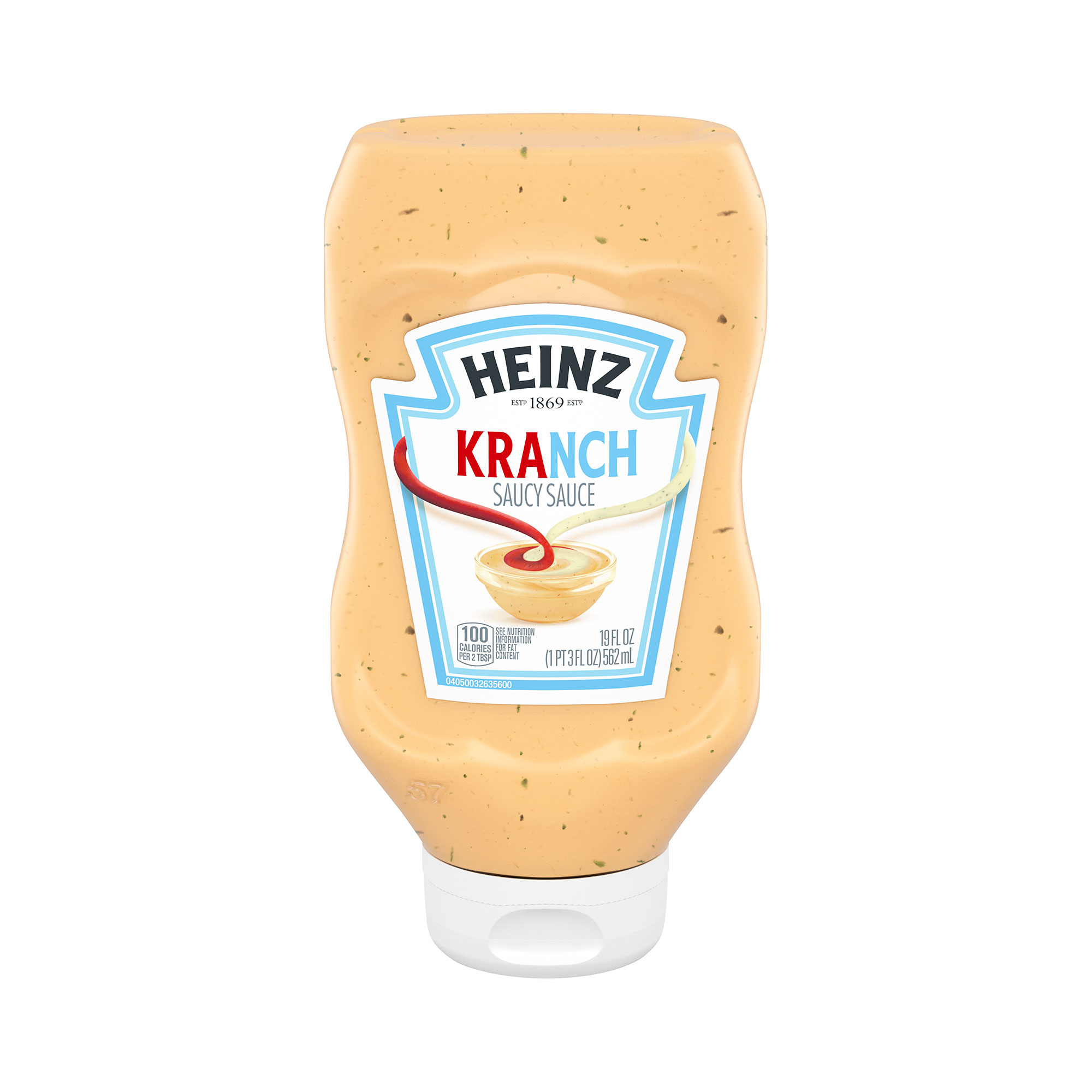 Kranch Sauce Condiment Ketchup Ranch