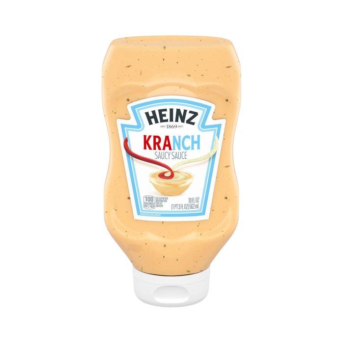 Kranch Sauce Condiment Ketchup Ranch