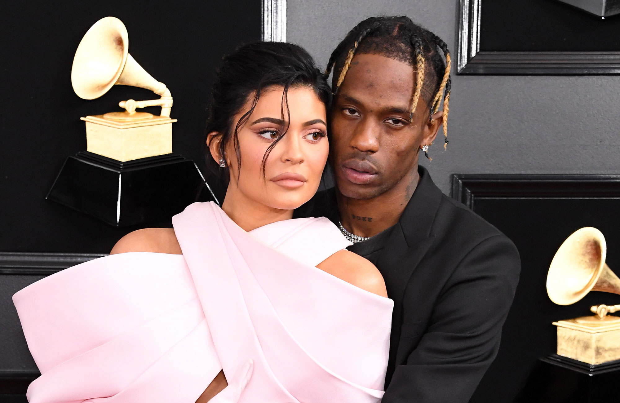 Kylie Doesn't Feel Like She Has Watch Over Travis - Kylie Jenner and Travis Scott arrives at the 61st Annual GRAMMY Awards at Staples Center on February 10, 2019 in Los Angeles, California.