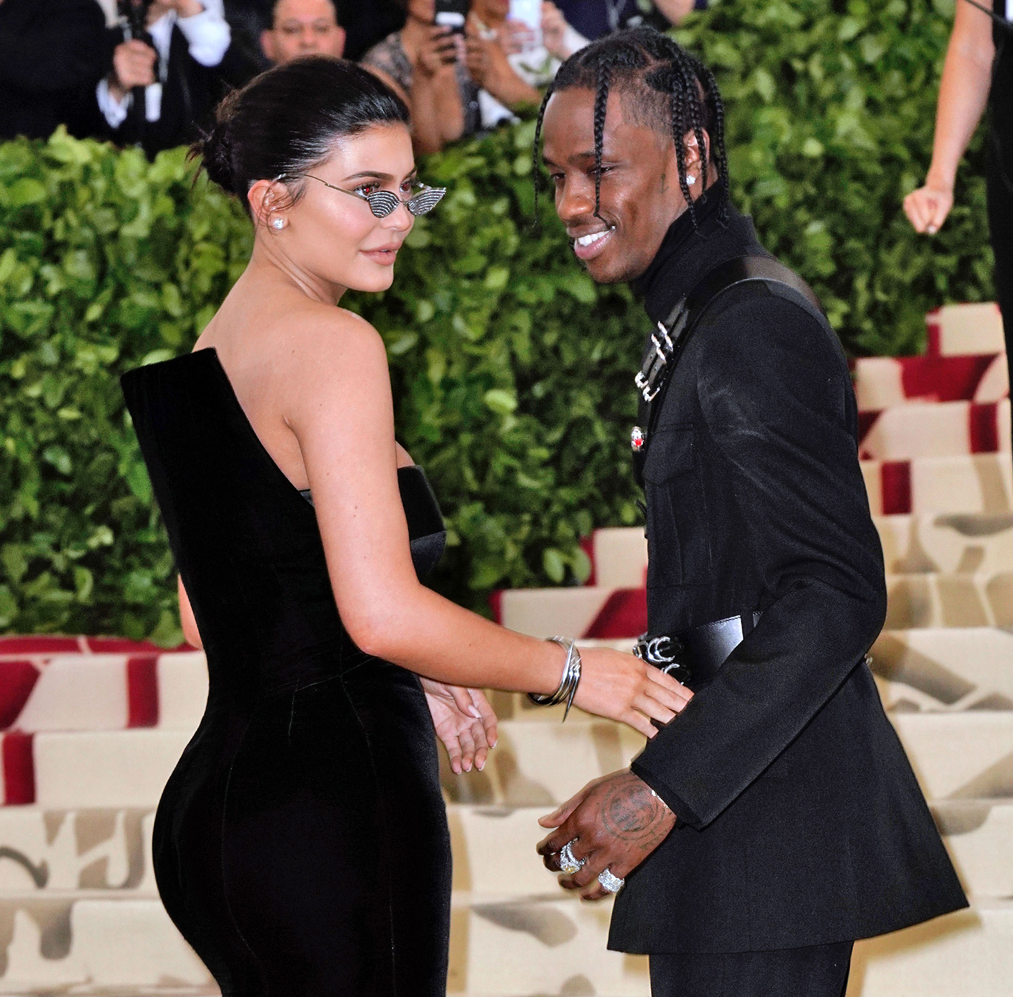 """Kylie and Travis Sweetest Quotes - The twosome took some mommy and daddy time for what Jenner referred to as a """" Baecation """" in early April 2019."""