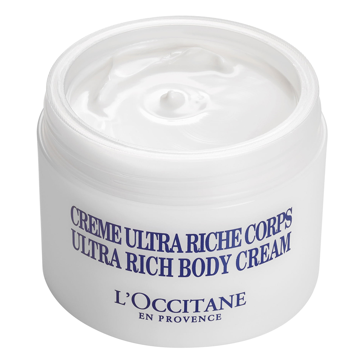LOccitane Cream Open