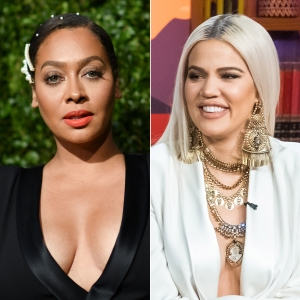 Lala Anthony Calls Khloe Kardashian a 'Great Mom'