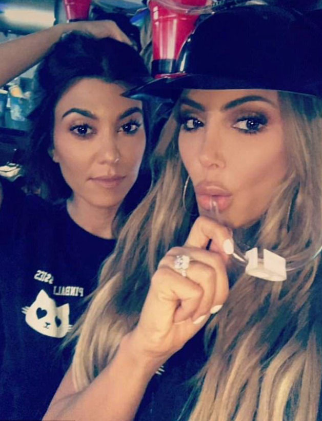 "Larsa Pippen Tribute to Kourtney Kardashian on Her 40th Birthday - ""Happy birthday, Kourt,"" Pippen said when it was her turn to talk into the camera. ""I love you so much, I'm so proud of you, thanks for taking me on this amazing journey with you. I can't wait to spend the next 40, 50, 60 years laughing and having the best memories ever."""