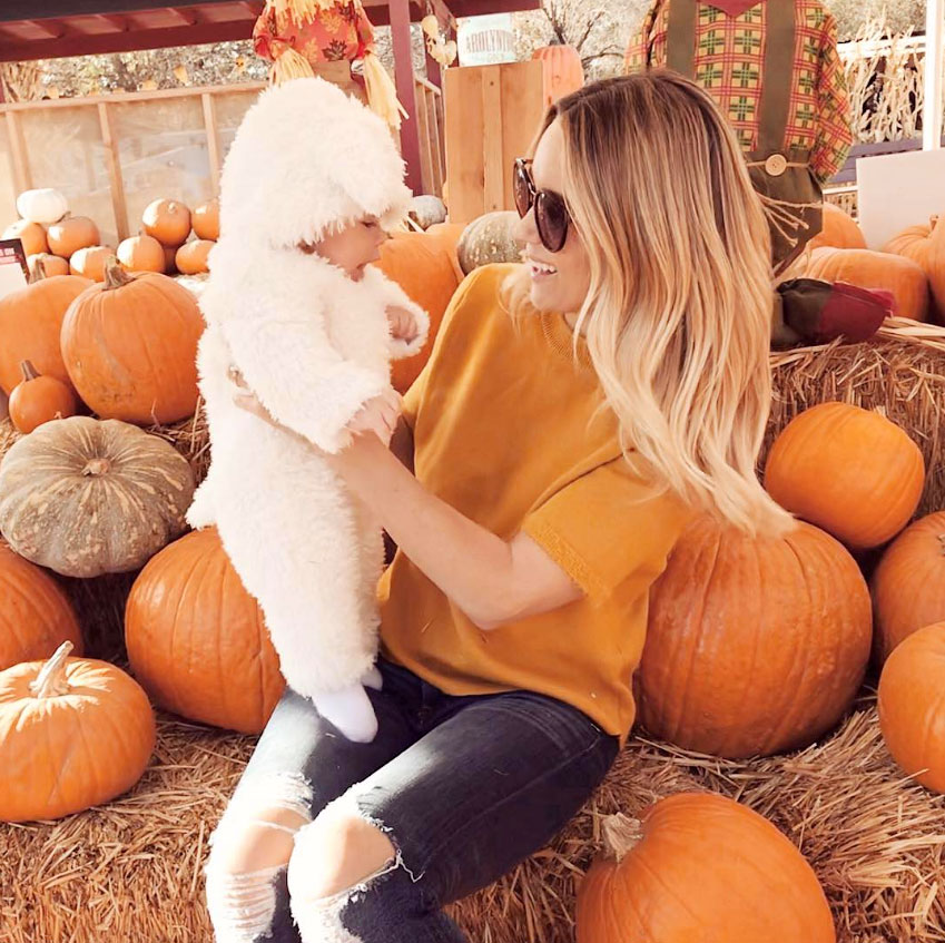 "Lauren Conrad's Best Quotes About Motherhood - Before her son's first birthday, Conrad told E! News , ""Even though I've only been a mom for a little under a year, I can hardly remember my life without little Liam. … While watching Liam grow is exciting, I miss the tiny baby he was just a few short months ago!"""