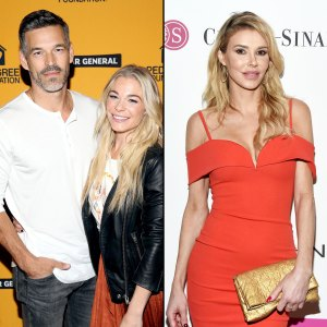 LeAnn Rimes and Eddie Cibiran and Brandi Glanville