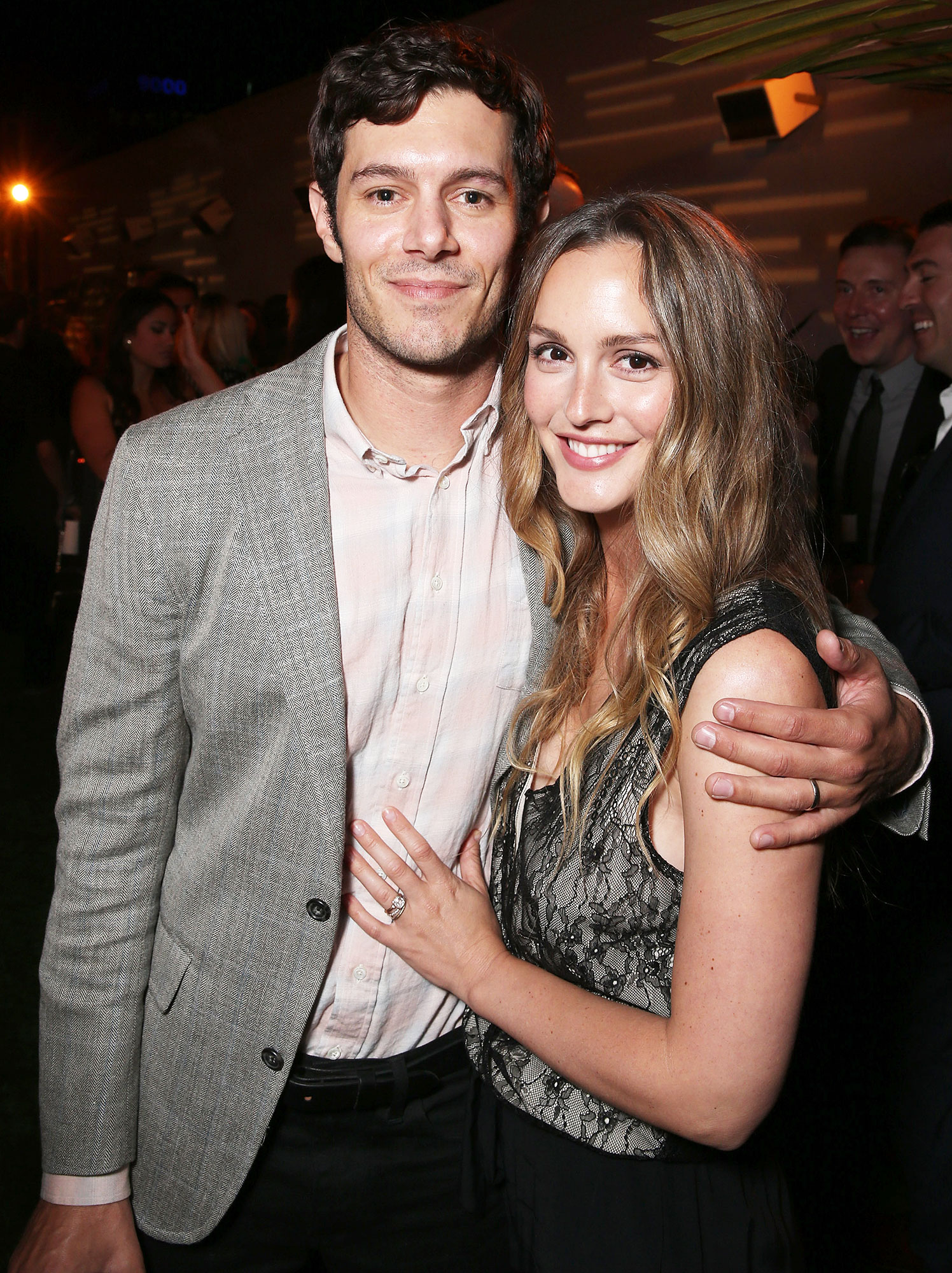 Leighton Meester Adam Brody Relationship Timeline - Us exclusively confirmed in September 2015 that the A-listers welcomed their first child together, daughter Arlo.