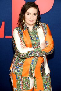 Lena Dunham Gets Neck Tattoo of What She's 'Most Scared of Being Called'