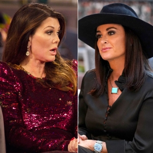 Lisa Vanderpump Is 'Not Proud' of Yelling at Kyle Richards on 'RHOBH': 'I Was Probably Still Overly Emotional'