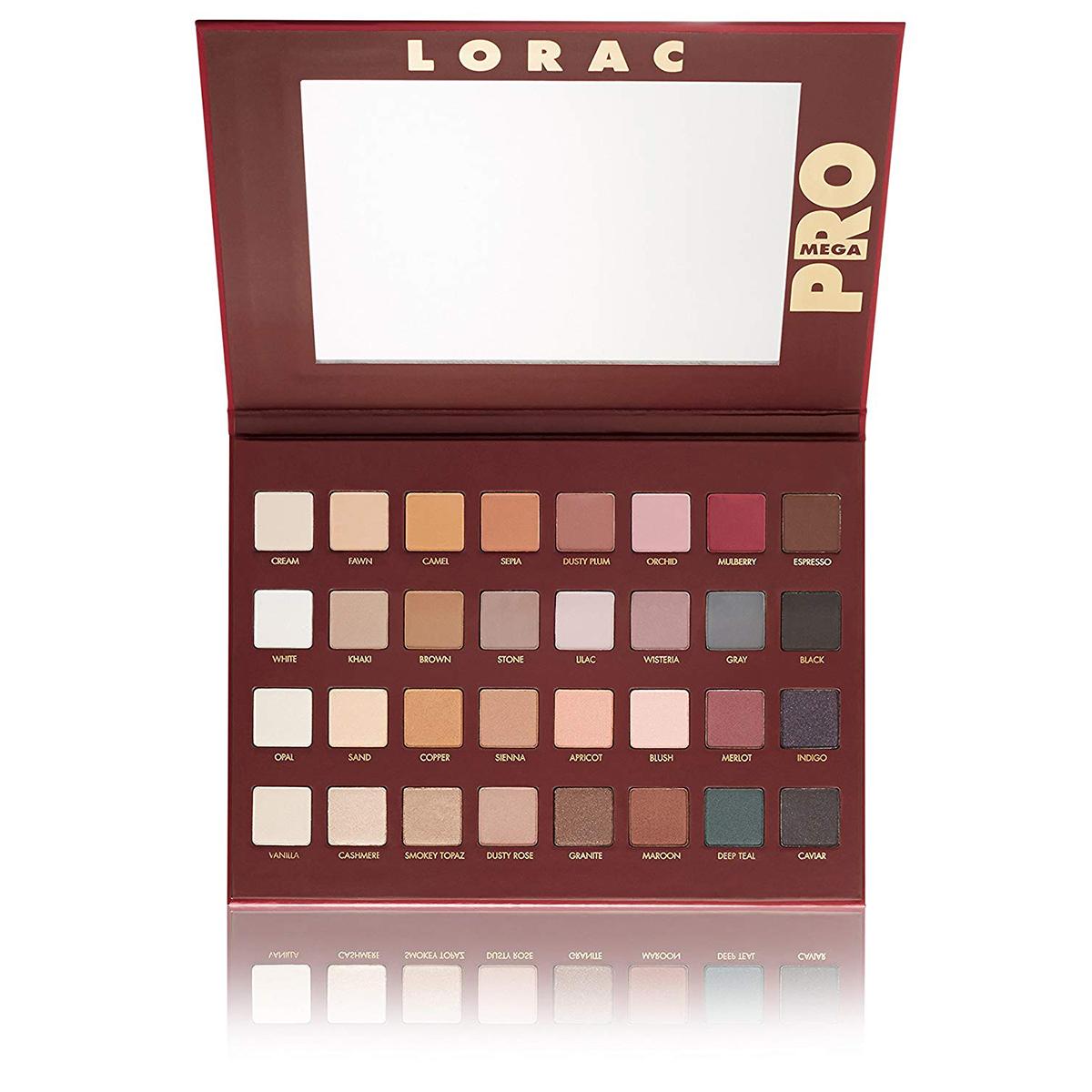 Lorac colors