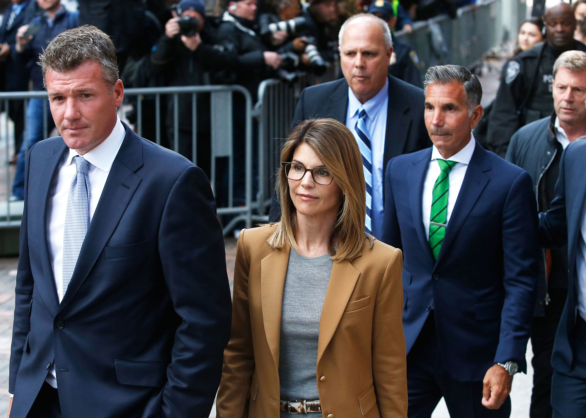 Lori Loughlin and Mossimo Giannulli Everything We Know About Felicity, Lori's Court Case