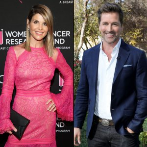 Lori Loughlin and Paul Greene