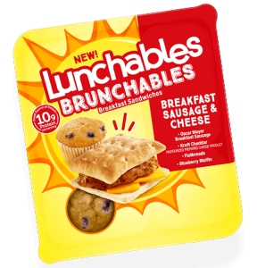 Kids Who Brunch? Lunchables Announces Launch of Brunchables