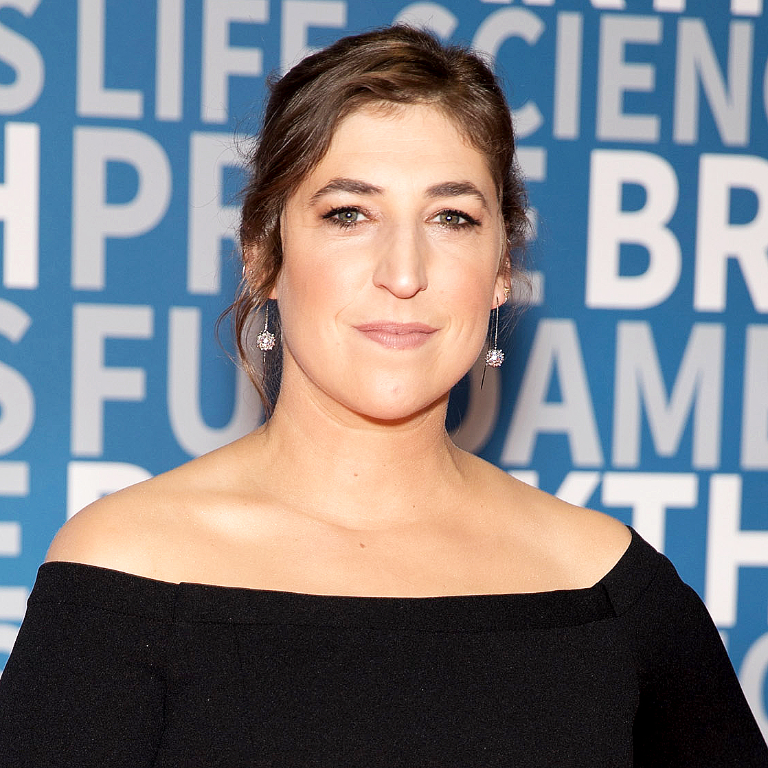 """MAYIM-BIALIK - Bialik shared a black-and-white photo of Singleton on Instagram, calling him a """"trailblazer and presence."""" """"Not only was he the first African American to be nominated for Best Director at the Academy Awards, he was also the youngest at 24. Incredible and inspirational,"""" she wrote."""