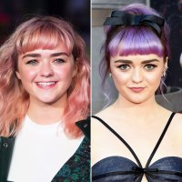 Maisie Williams Debuted an Icy New Hair Color on the ŒGoT¹ Red Carpet