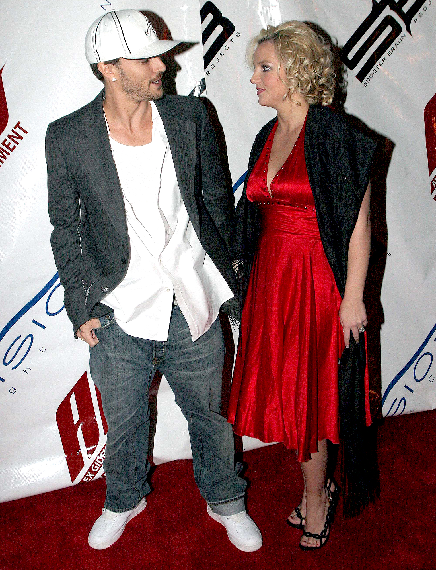 """March-2011-Kevin-Federline,-Britney-Spears - The former pair were not on speaking terms in March 2011, attending their son Preston's little league game separately and avoiding one another. """"They kept their distance from one another and didn't speak,"""" an onlooker revealed at the time."""