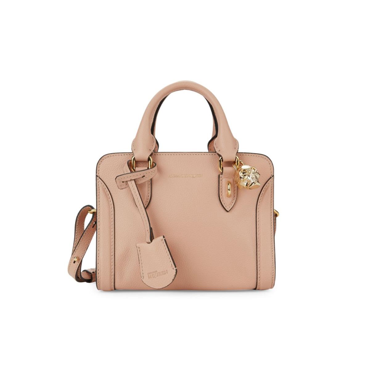 McQueen Bag Nude