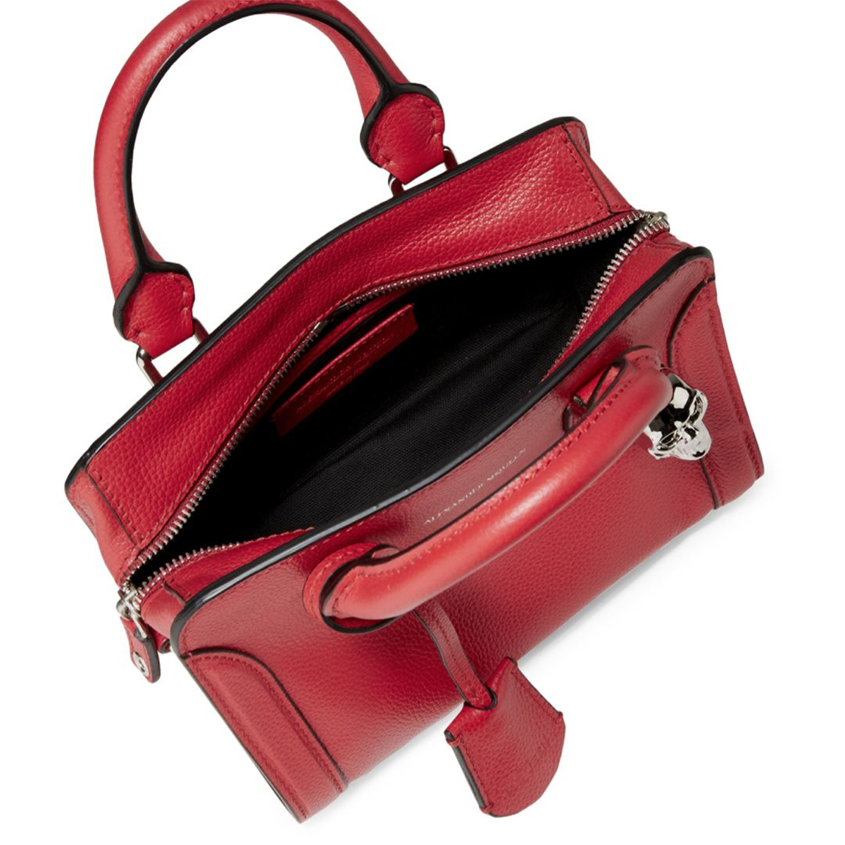 McQueen Bag Red