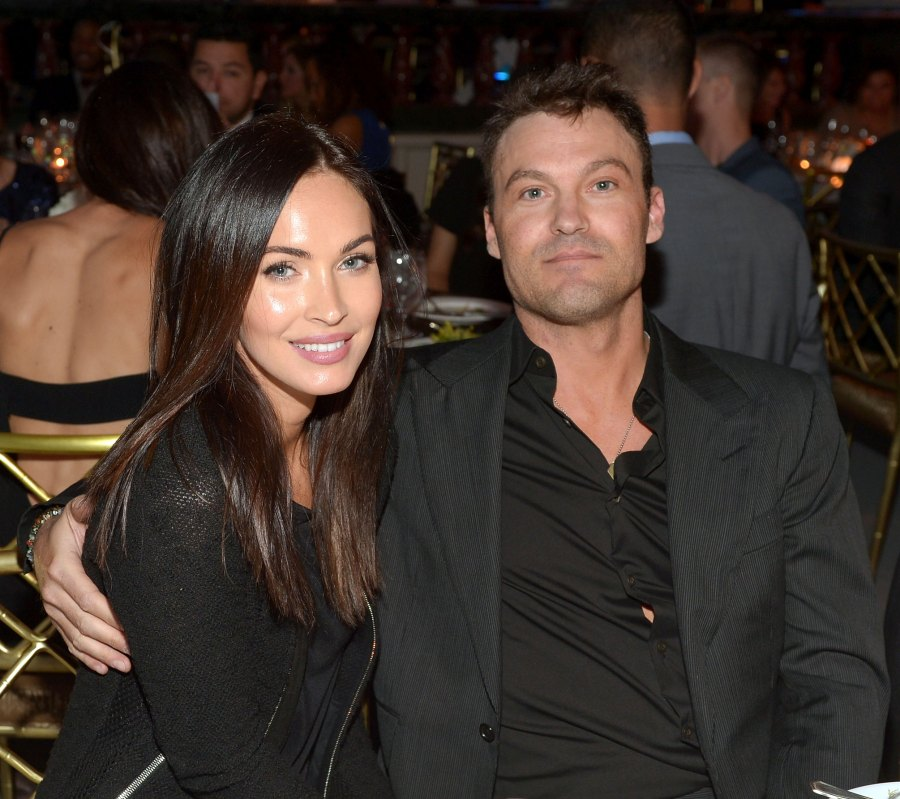 Megan Fox and Brian Austin Green's Ups and Downs Over the Years 6th Annual Night of Generosity Gala