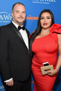 Mercedes Javid and Tommy Feight Celebrity Babies 2019