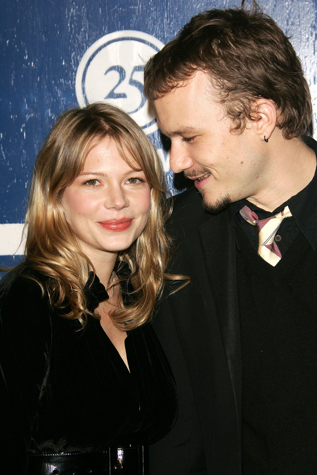 """Michelle Williams' Most Bittersweet Quotes About Heath Ledger and Their Daughter Matilda - Williams had trouble coming to terms with the physical loss of Ledger after his death. """"For a really long time, I couldn't stop touching people's faces. I was like, 'Look at you. You move. You're here.' It all just seemed so fleeting and I wanted to hold onto it,"""" she told Vogue in September 2011."""