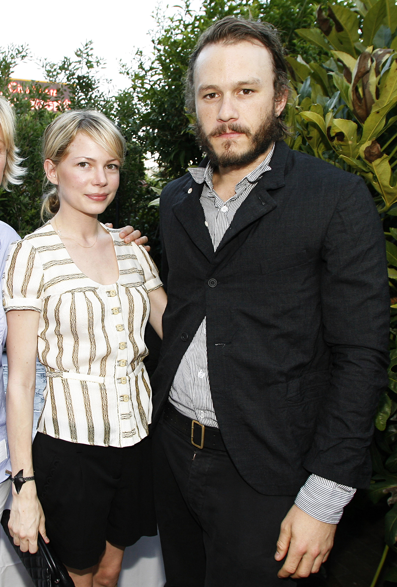 Michelle Williams Shares Update on Daughter Matilda on Heath Ledger's 40th Birthday - Michelle Williams and Heath Ledger.