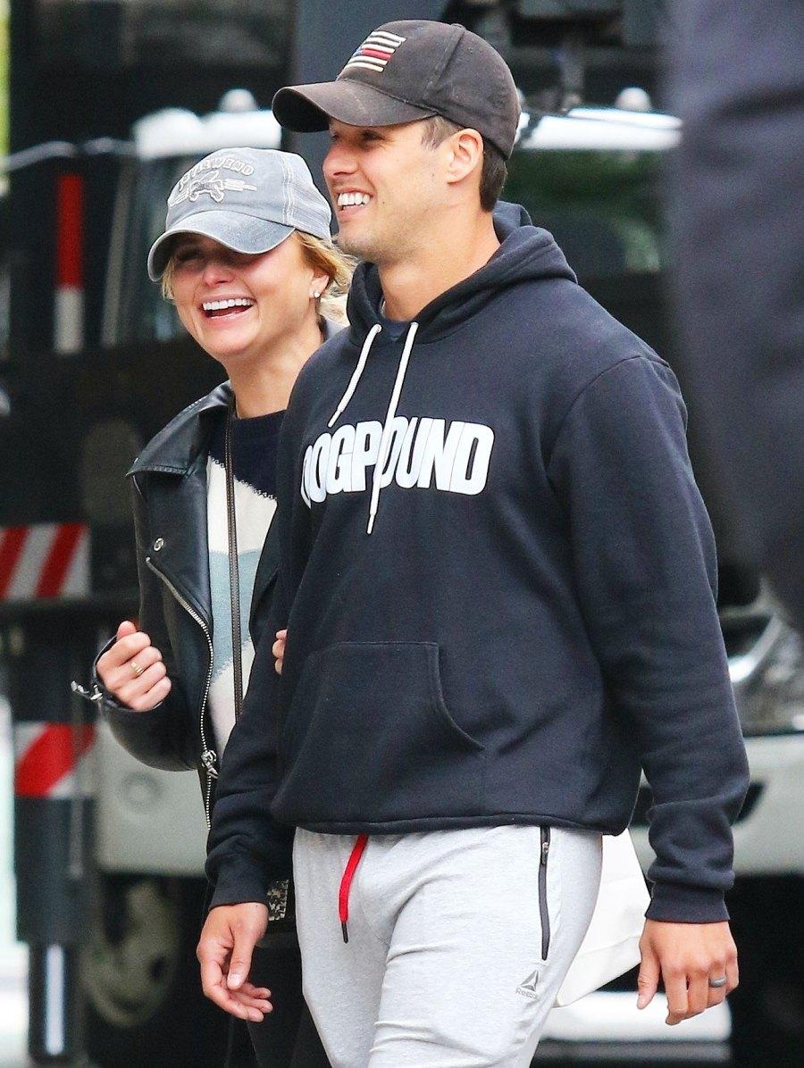 Miranda Lambert Brendan McLoughlin NYC Stroll