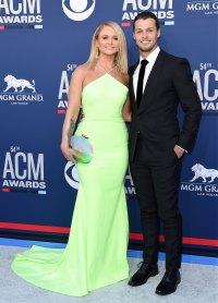 Miranda Lambert and Brendan McLoughlin ACM Awards