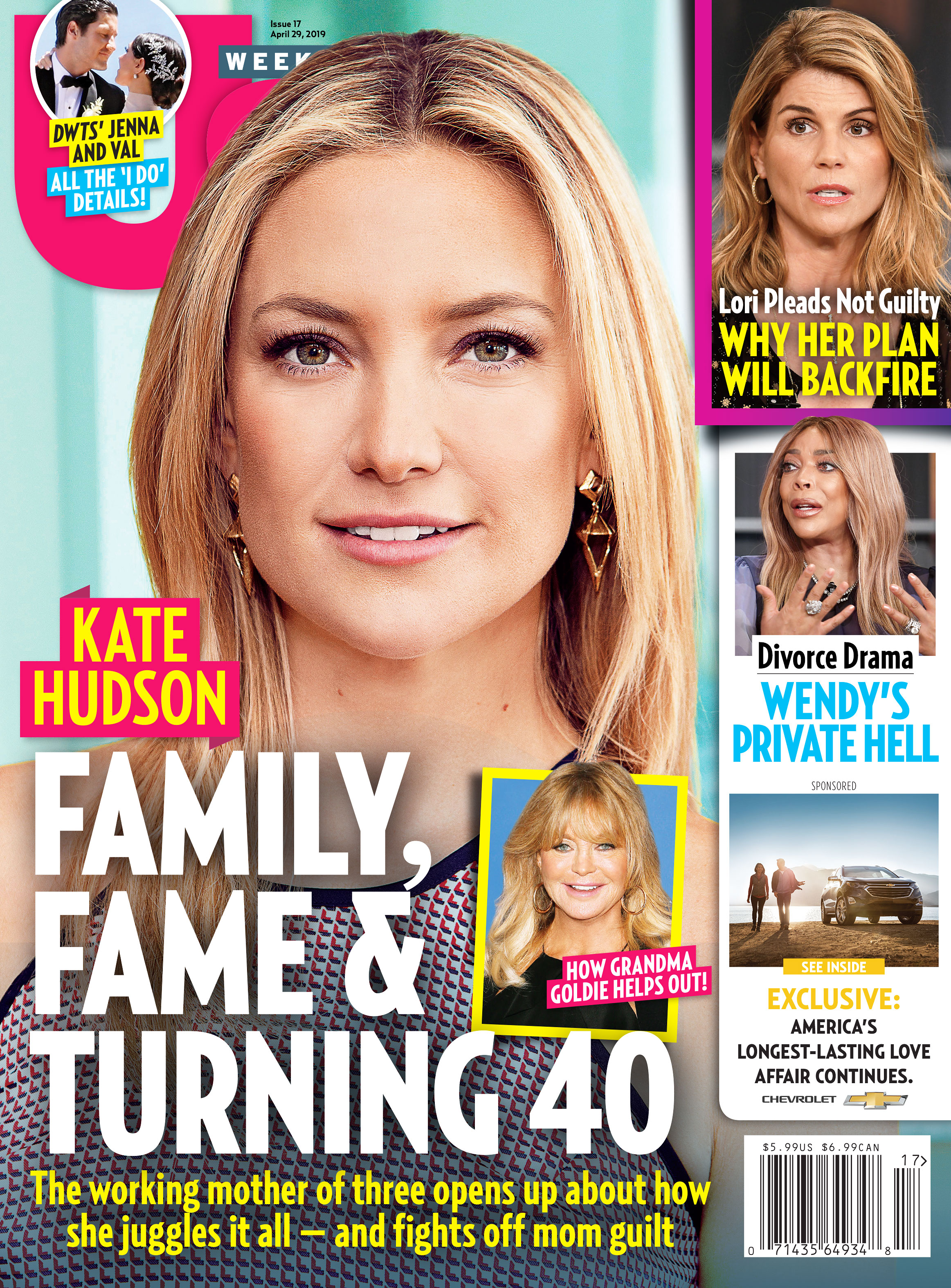 Lori Loughlin Could Spend Years Behind Bars Us Weekly Cover Kate Hudson 1719 - Us Weekly Cover Kate Hudson 1719